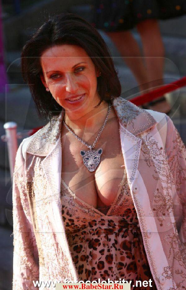 Actress Alika Smekhova attends opening ceremony of the Twenty-Ninth