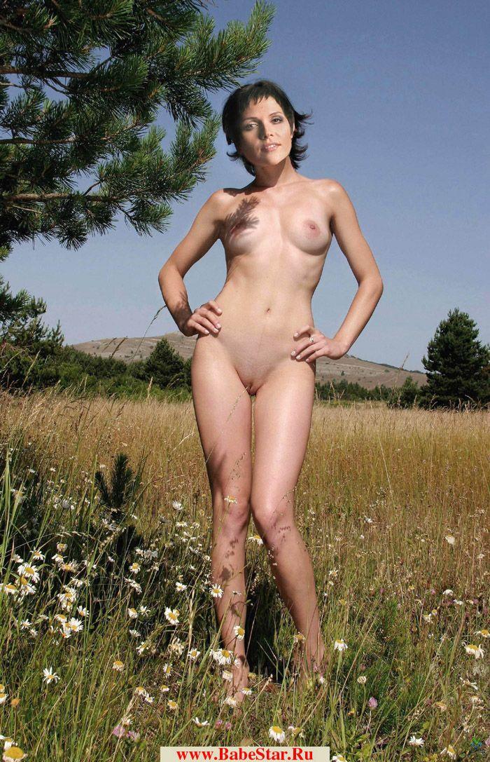 фото российских знаменитостей женщин голые