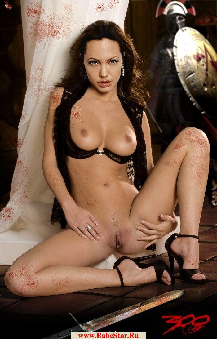 Порно фото анжелина джоле