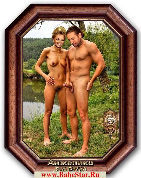 Анжелика варум фото секс