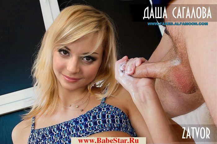 Голая Юлия Галкина на разных эротических фото