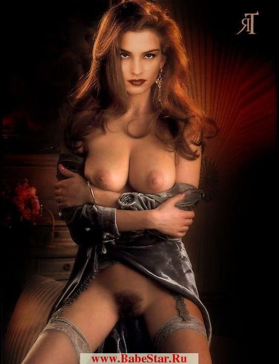 эротическое фото фамке янссен