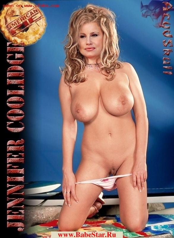 Дженифер кулидж порно фото