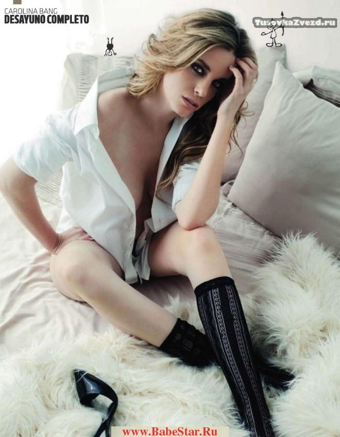 каролина банг эротическое фото