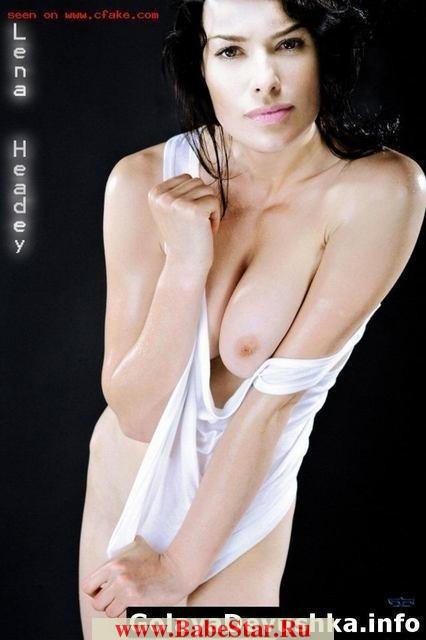Откровенные Порнофото Лины Хиди