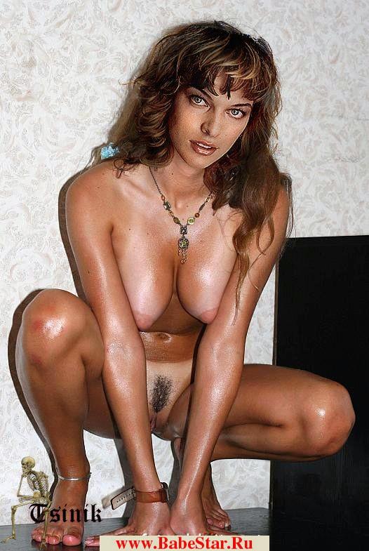 Порноролик с милой йович