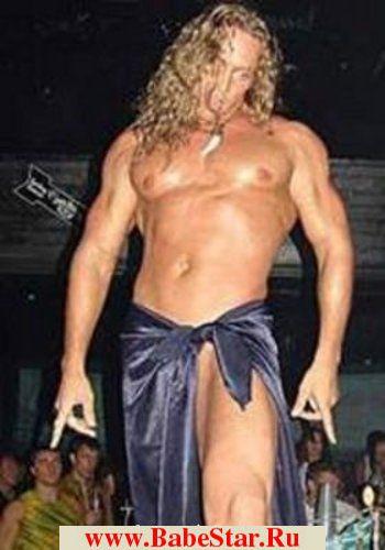 Половой член тарзана