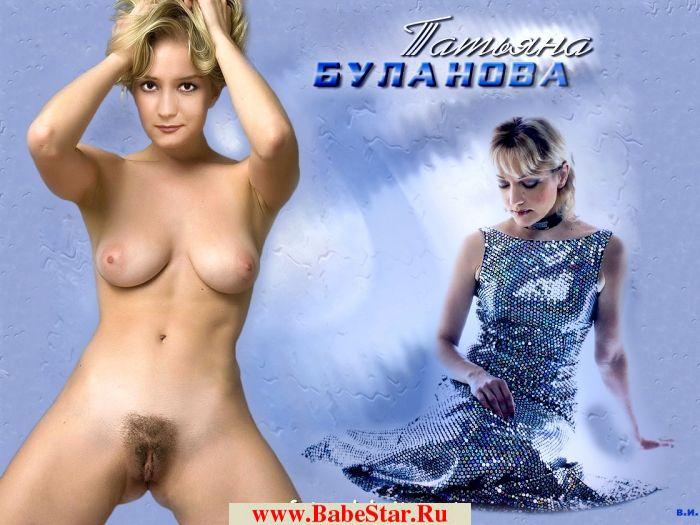 010 эротическое фото, Татьяна Буланова в голом виде принимает