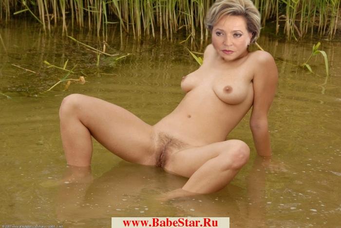 Фото голая матвиенко